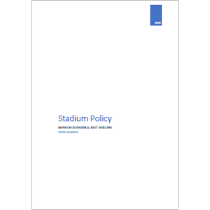 BDA Stadium Policy East Geelong 2019 Thumb